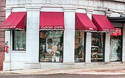 Caring Gifts located at 18 N. Main Street, Concord NH