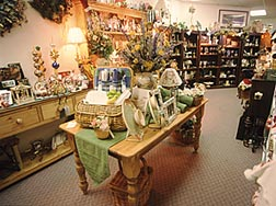 Inside Caring Gifts located in Concord NH
